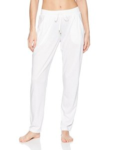 Hanro Femme 77880 Bas de Pyjama – Blanc – Medium