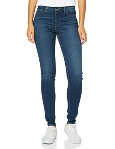 Levi's 310 Shaping Super Skinny Jean Femme – Bleu (Breakthrough Blue 0035) – 29W/32L (Taille fabricant: 29W/32L)
