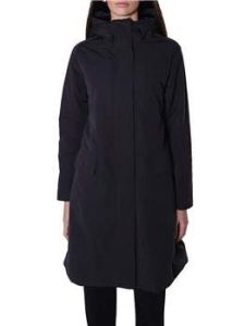 ASPESI 9N02.7532 50241 Noir Manteau pour Femme, XS