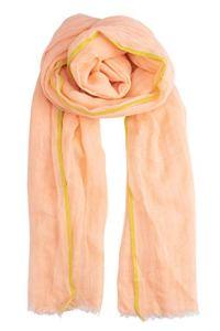 Beckpersondergaard 2001606002-354 Nola Cota Rose Foulard en coton Abricot 100 x 200 cm