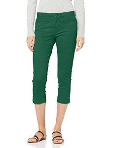 Esprit 039ee1b019 Pantalon, Vert (Dark Green 300), W36 (Taille Fabricant: 36/22) Femme