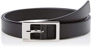 Esprit Accessoires 999ea1s806 Ceinture, Noir (Black 001), 100 (Taille fabricant: 85) Femme