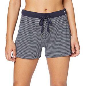 Esprit Jayla Shorts Bas De Pyjama, Bleu (Navy 400), 36 (Taille Fabricant: 34) Femme