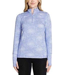 Kirkland Signature Women's ¼ Zip Pullover