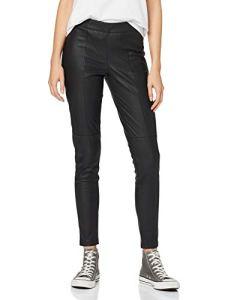 Morgan 192-PENTA.N Pantalon, Noir (Noir Noir), Unique (Taille Fabricant:T40) Femme