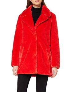 Oakwood User Manteau, Rouge (Feu 509), Large (Taille Fabricant:L) Femme