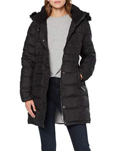 Superdry Mountain Super Fuji Blouson, Noir (Blackboard 04A), 40 (Taille Fabricant: Medium) Femme