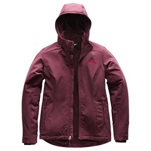 The North Face Women's Shelbe Raschel Hoodie – Fig – S