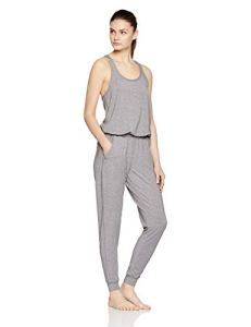 Under Armour Recovery Romper Combi-Short Femme, Gris, S