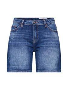 edc by Esprit 990cc1c301 Shorts, 902 / Blue Medium Wash, 28 Femme