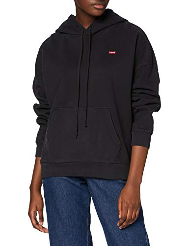 Levi's 2020 Hoodie Sweat-Shirt À Capuche, Noir (Caviar 0013), Medium Femme