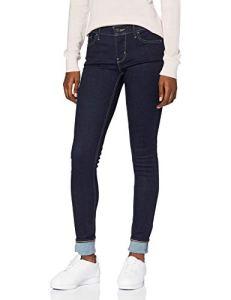 Levi's Innovation Super Skinny Jean, Bleu (Celestial Rinse 0038), W24/L32 (Taille Fabricant: 24 32) Femme
