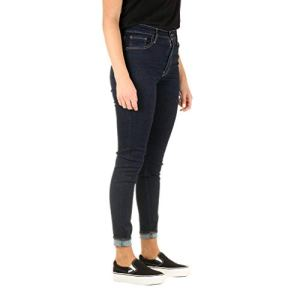 Levi's Mile High Super Skinny Jeans, Rinçage Céleste, 29 30 Femme
