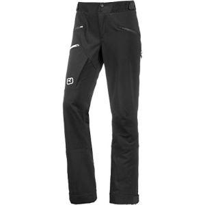 ORTOVOX Mèdola Pants W Pantalon Femme, Noir de Jais, M