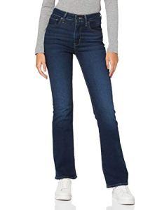 Levi's 725 High Rise Bootcut Jean, Bleu (Rolf Model 0001), W32/L32 (Taille Fabricant 32) Femme