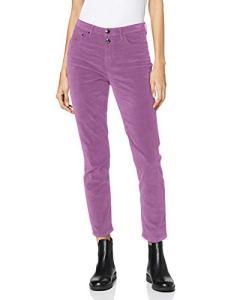 Tommy Hilfiger Trisha Pant Pantalon, Violet (Purple Vo9), Unique (Taille Fabricant: 36) Femme
