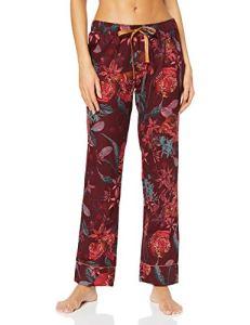 Triumph Mix & Match Trouser Flannel Print Bas de Pyjama, Rouge, 42 Femme