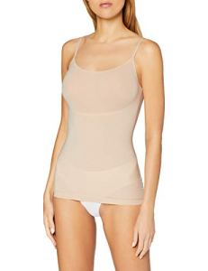 Spanx 10013R-SOFT Haut Gainants, Beige (Soft Nude Soft Nude), 36 (Tamaño Del Fabricante: S) Femme