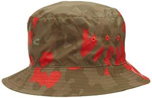 Camel Active Womenswear Bucket-Hat Bob, Vert (Khaki 35), Taille M Femme