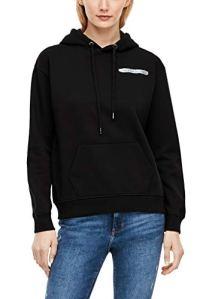 s.Oliver 120.14.009.14.140.2061474 Sweatshirt à Capuche, 9999, 38 Femme