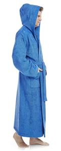 Arus – Pacific Peignoir, Couleur : bleu roi, Taille: S