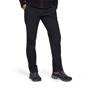 Berghaus Ortler 2.0 Pantalon de Marche Femme, Black/Black, FR : L (Taille Fabricant : 14 33)