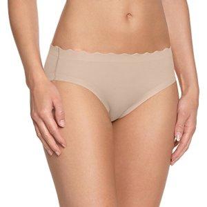 Dim – Beauty Lift – Culotte – Uni – Femme – Beige (New Skin) – FR: 40 (Taille fabricant: 40)