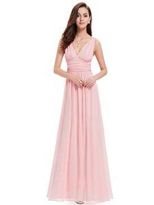 Ever-Pretty Robe de Soirée pour Marriage 38 Rose Clair