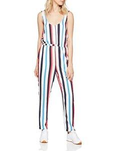 Pepe Jeans Margota, Combinaison Femme, Multicolore (Multi), Small (Taille Fabricant: S)
