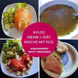 1. Woche Diät mit PCO