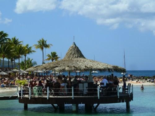 Pointe du Bout Trois Ilets Martinique