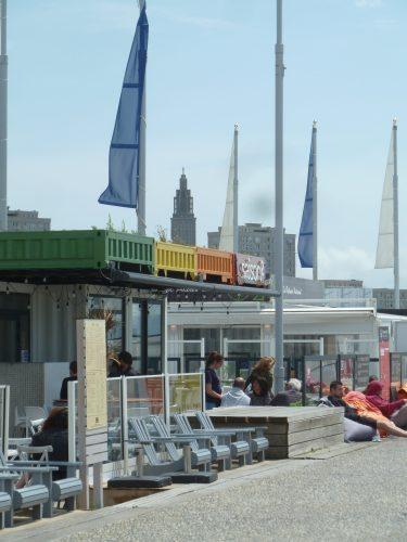 bord de mer Le Havre