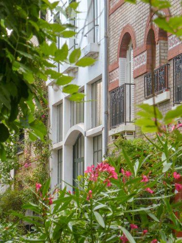 Villa Santos-Dumont Paris 15 - 10 lieux secrets à Paris