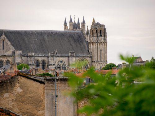 Poitiers cathédrale