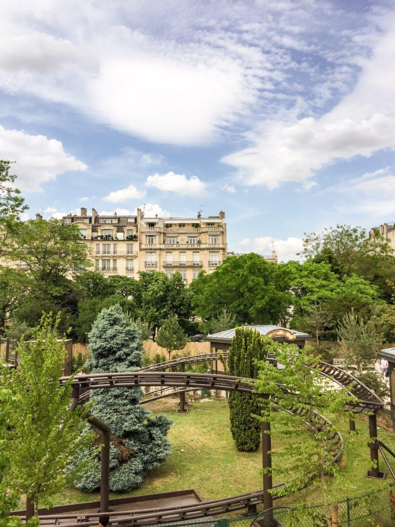 Jardin Acclimatation Paris Neuilly sur seine Parc Attractions