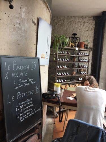 Compagnie Coloniale thé yuzu étoilé Benoit Castel patisserie menilmontant