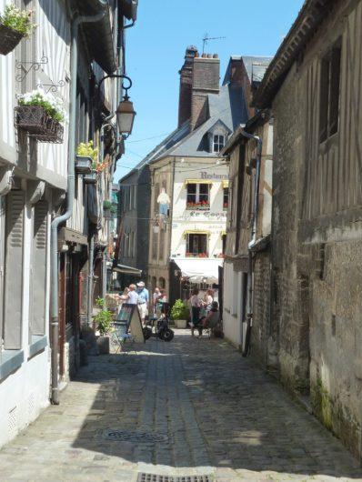 Week-end séjour à Honfleur Normandie