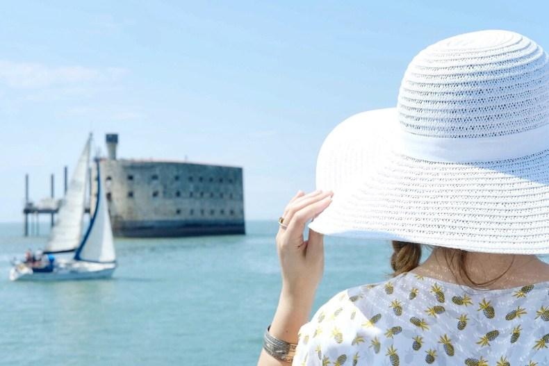 Fort Boyard Charente Maritime La Rochelle Ile d'Oleron Aix