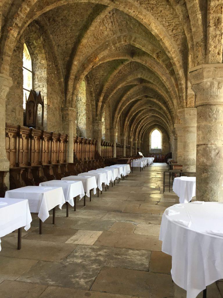 Abbaye des Vaux de Cernay Vallée Chevreuse Yvelines