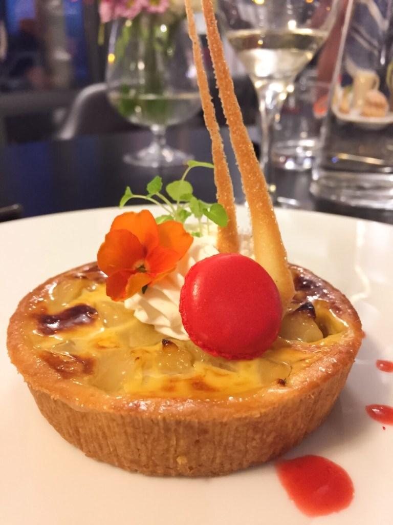 Dessert Carte Restaurant Les Flots Chatelaillon Plage