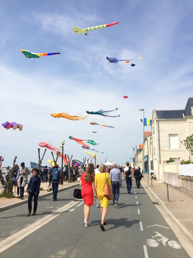 Festival du Cerf Volant Chatelaillon