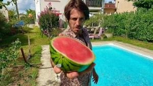 Late Summer Watermelon Jam by Mezerg