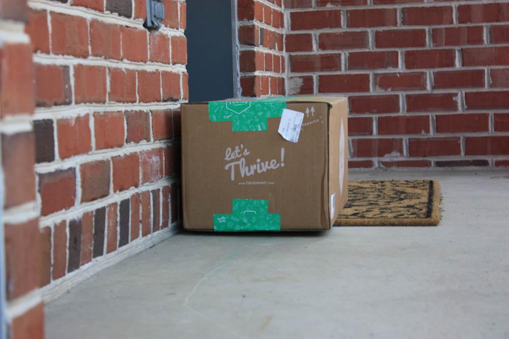 Thrive Market Shipment