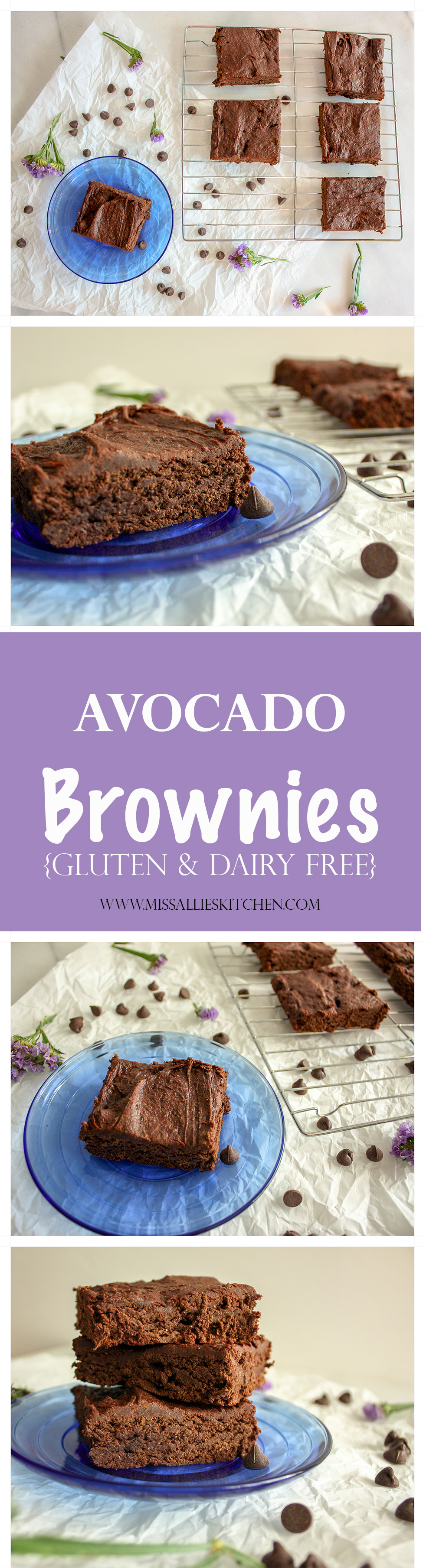 Avocado Brownie Recipe