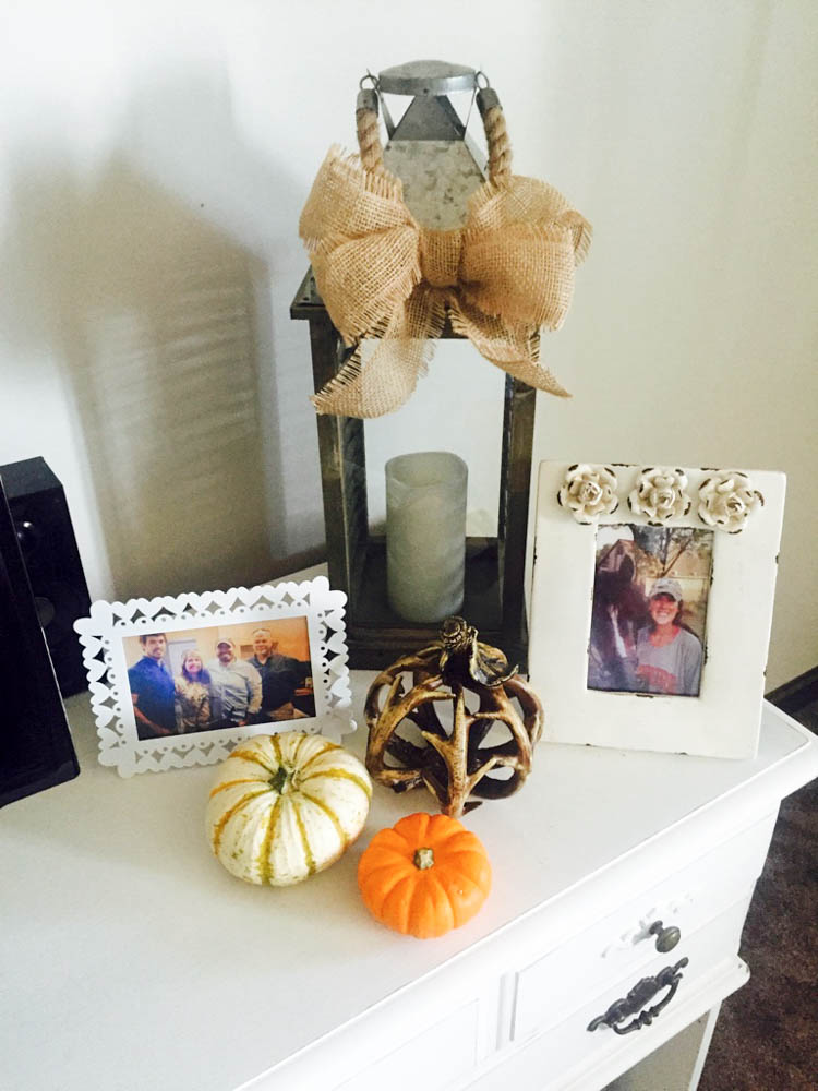 Fall Decorating Ideas - Miss Allie's Kitchen
