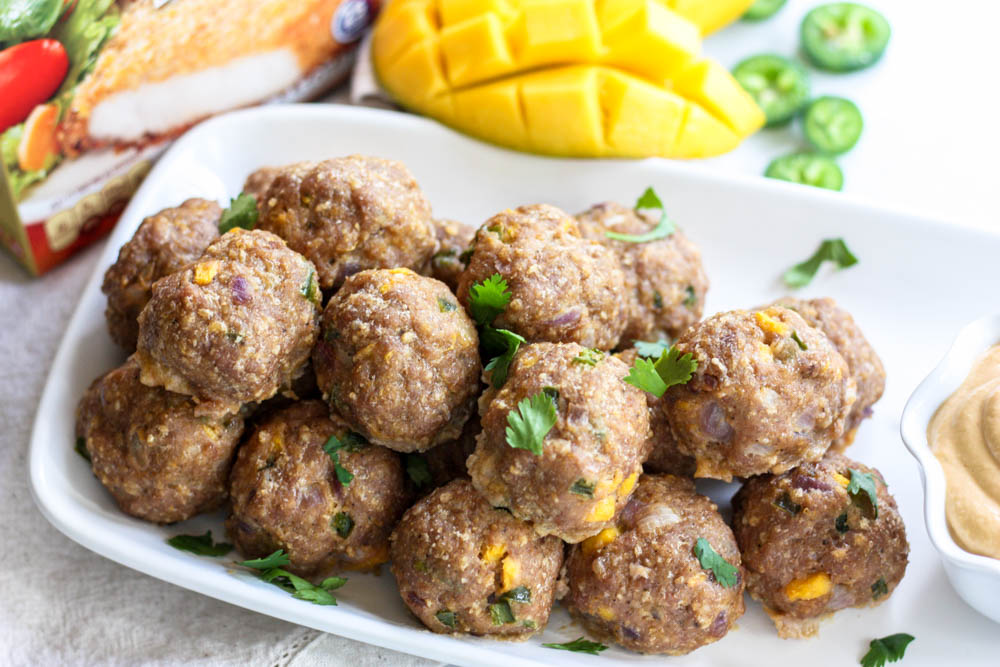Mango Meatballs