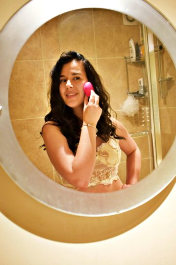 Foreo Luna Play Plus Notino NotAGirlyGal Does it work