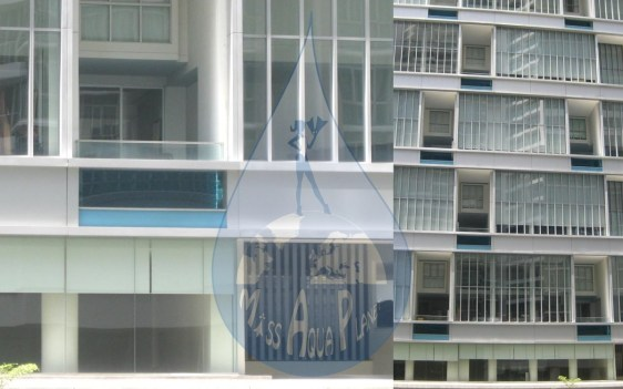 piscine balcon