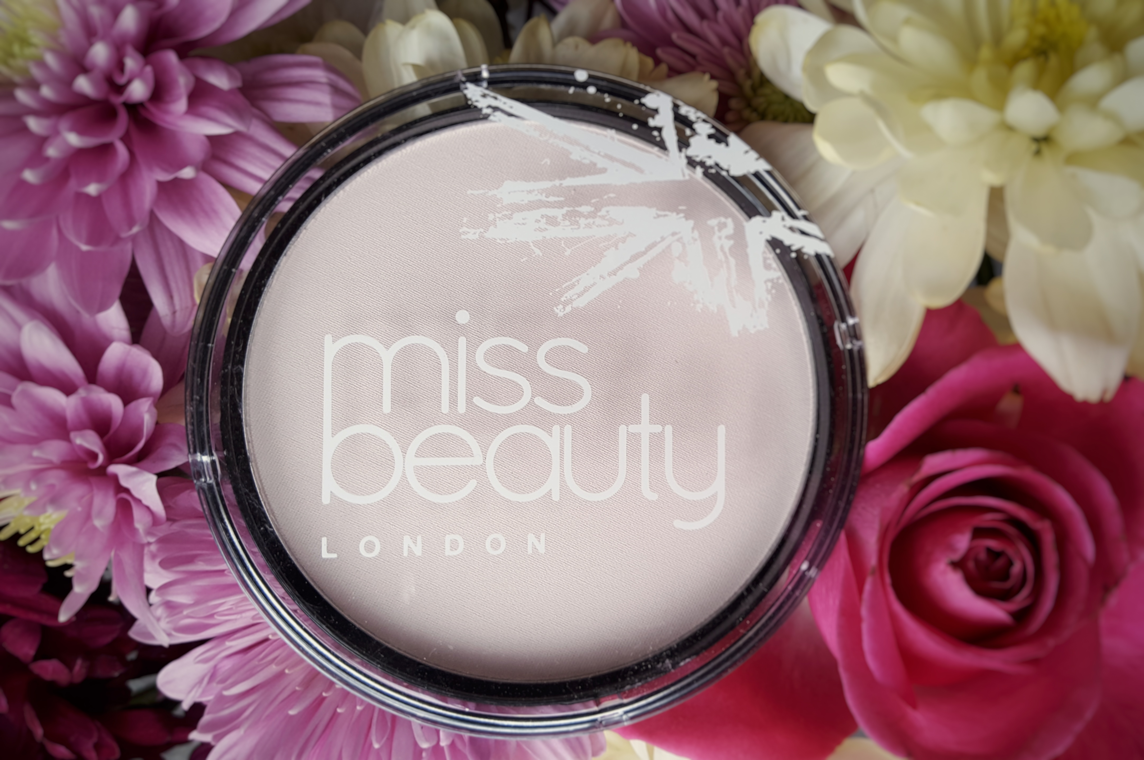Frugal Friday: Miss Beauty London Pressed Powder Review