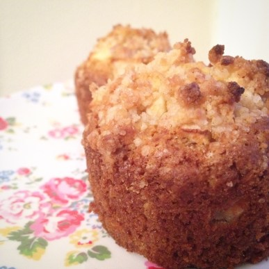 muffins à la pomme (2)